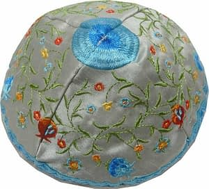 Кипа из экологически чистой ткани - 6 видов