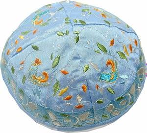 Кипа из экологически чистой ткани Kippah - 6 видов
