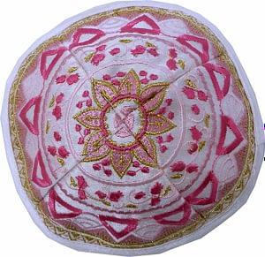 Кипа 16 см  Organic Fabric Eco Friendly -6 видов